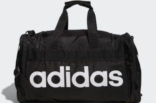 adidas duffle bag adidas santiago duffel bag - black | adidas us TWFSCTM