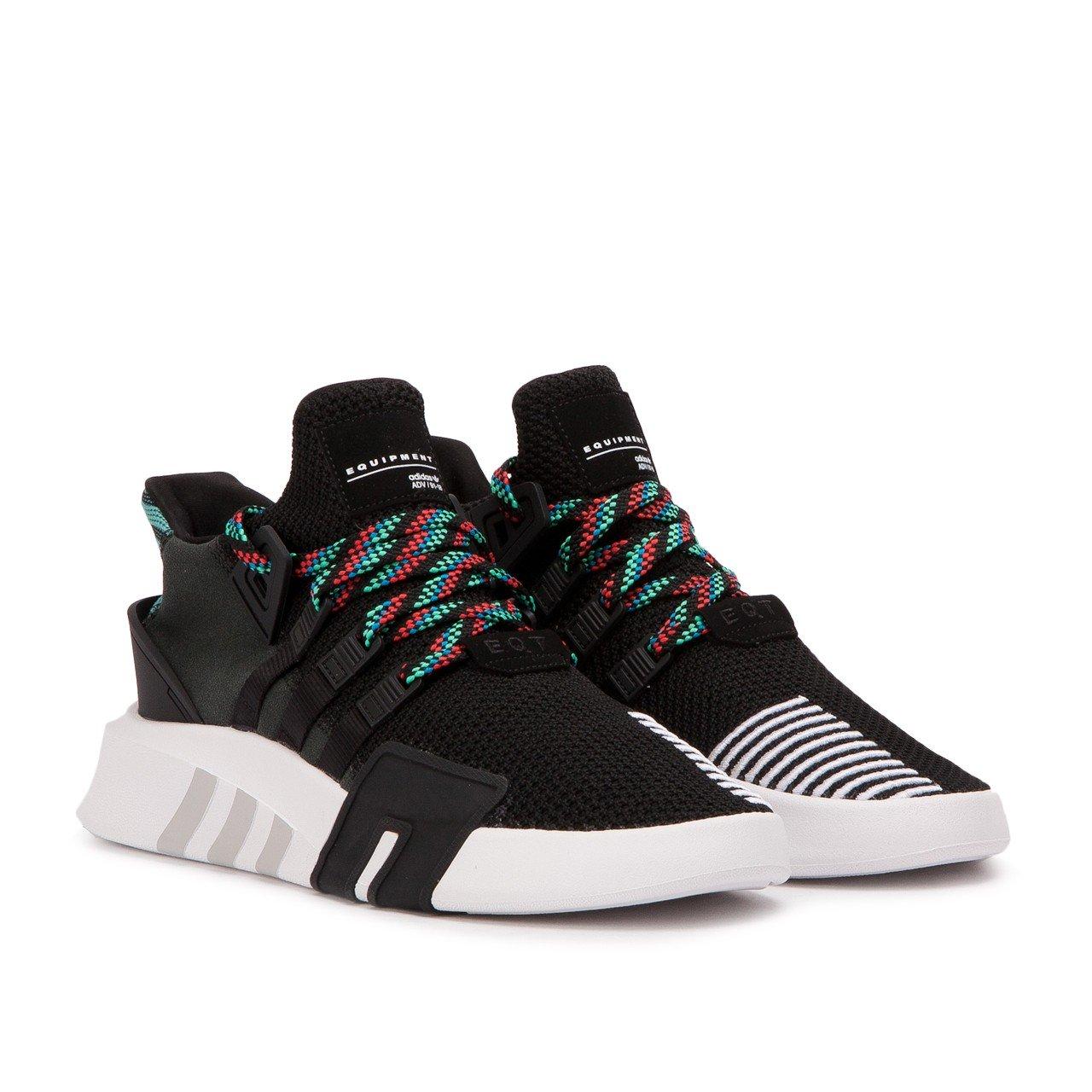 adidas eqt bask adv (black / white) ZANAEZR