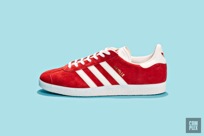 adidas gazelles how the gazelle became the shoe we all know today ZUAMMSN