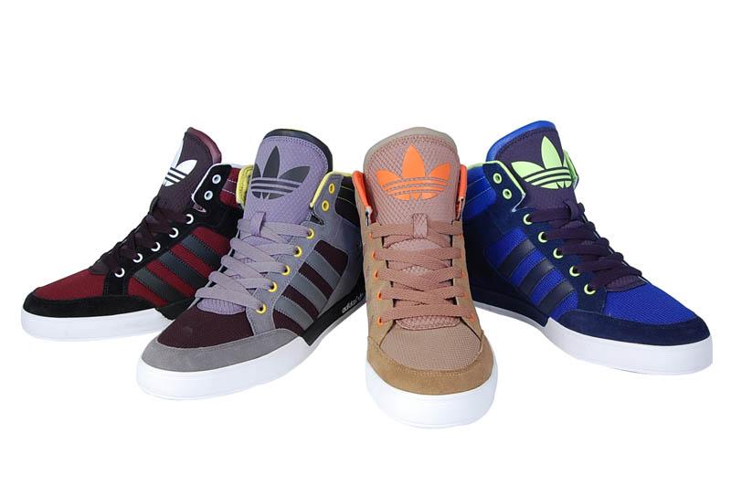 adidas hardcourt adidas originals hard court hi pack - may 2011 UYTRJZY