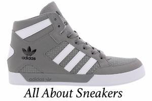 adidas hardcourt image is loading adidas-hardcourt-034-weave-034-solid-grey-white- MWHESIY