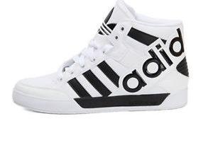 adidas hardcourt image is loading adidas-hardcourt-hi-big-logo-unisex-039-s- VGGYWNL