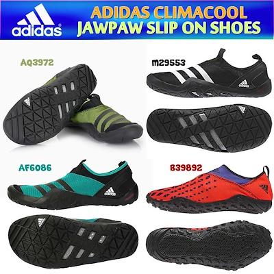 adidas jawpaw climacool outdoor slipon shoe ZATCGWO