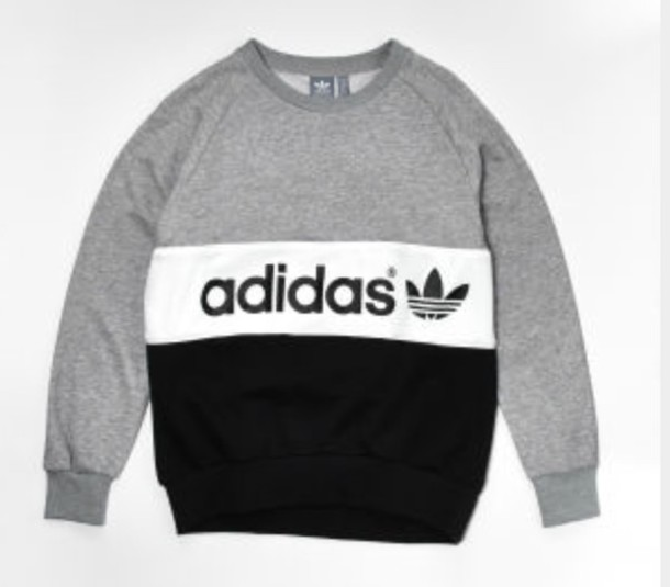 adidas jumper shoppable tips TDOIXHZ