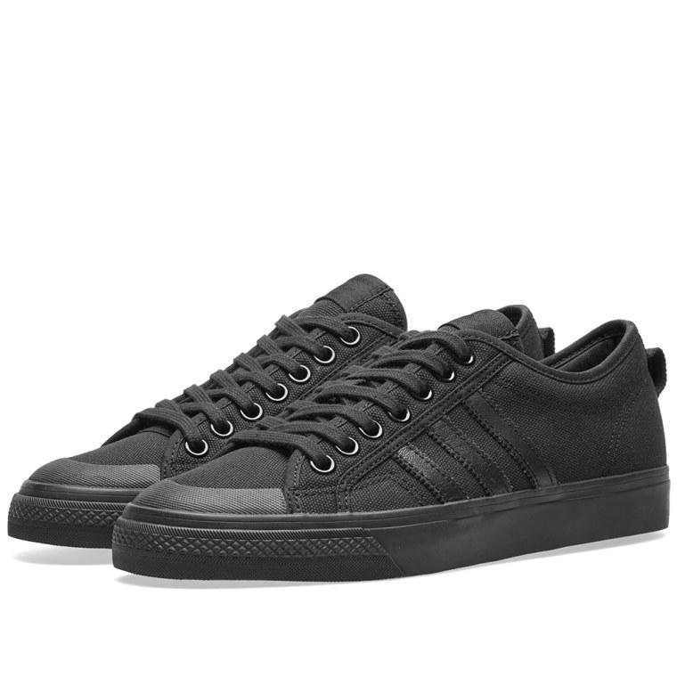 adidas nizza core black 1 UCKVNTF