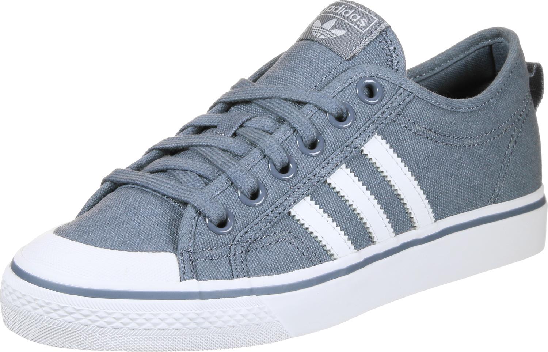 adidas nizza w shoes blue DFLZHIZ