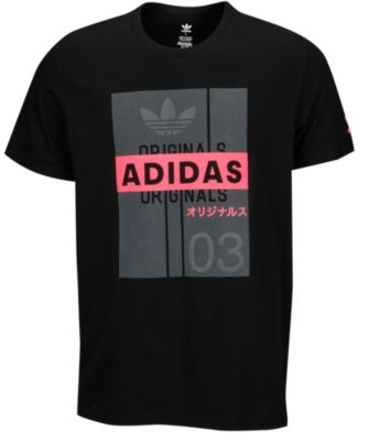 Adidas Originals T Shirt adidas originals graphic t-shirt - menu0027s OVNZLVJ