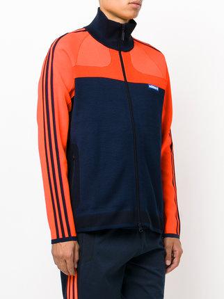 adidas originals tracksuit ... adidas adidas originals knitted colour tracksuit XXFHYQS