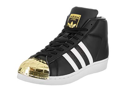 adidas pro model adidas womenu0027s promodel metal toe in black white gold size 5.5 BWZRBYT