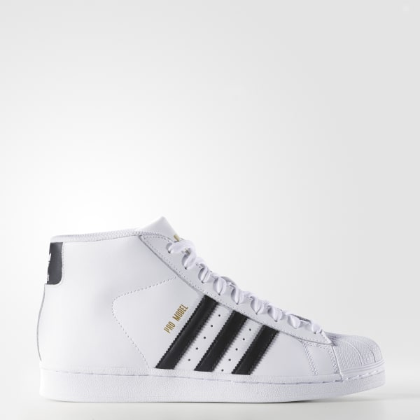adidas pro model pro model shoes white s85956 EGWTQLT