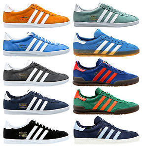 Adidas Retro image is loading adidas-retro-sneaker-gazelle-jeans-topanga-men-039- MAPNVXF