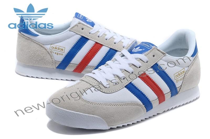 Adidas Retro ... sneakers adidas originals dragon retro couples women - beige white - VRHUMOJ