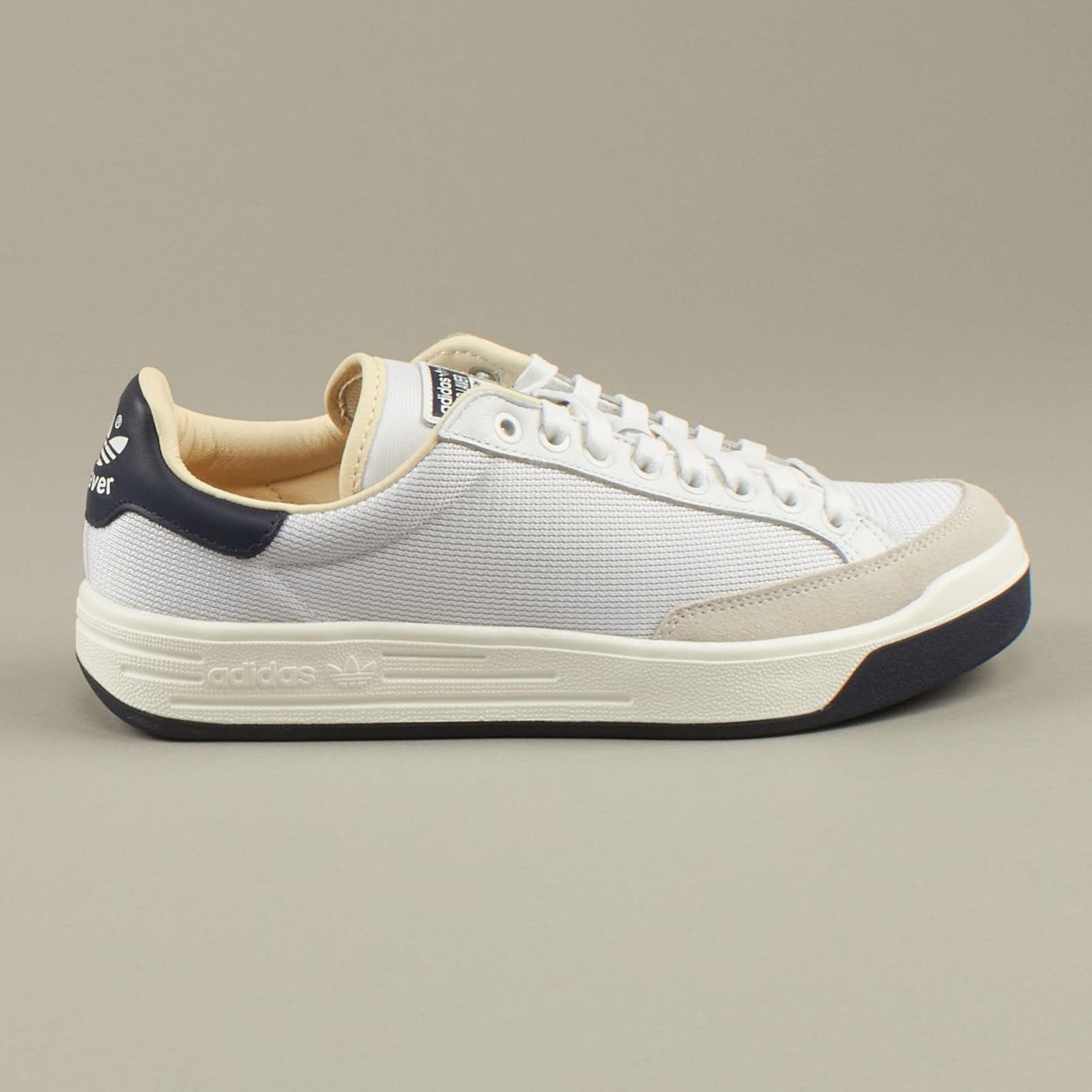 adidas rod laver super white/blue NIZCCOI