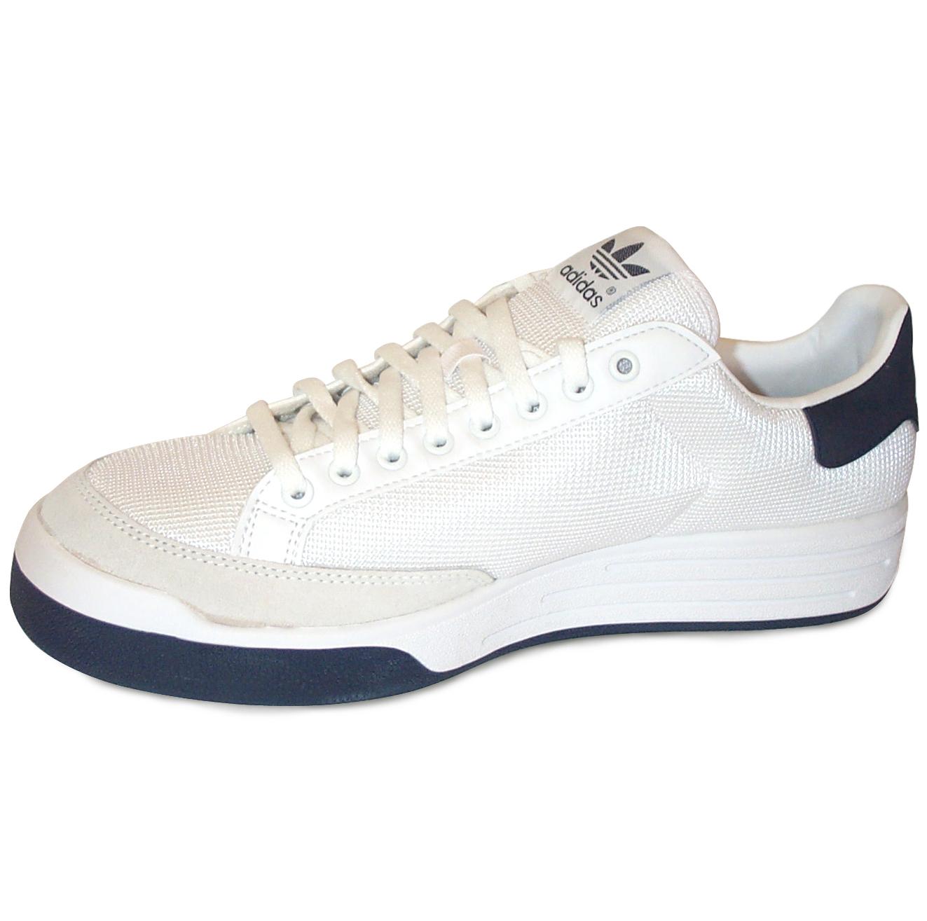 adidas rod laver white:navy OVHUXCU