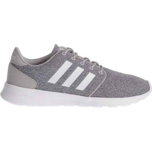 Adidas Running Shoes Women adidas womenu0027s cloudfoam qt racer running shoes | academy CZEORJX
