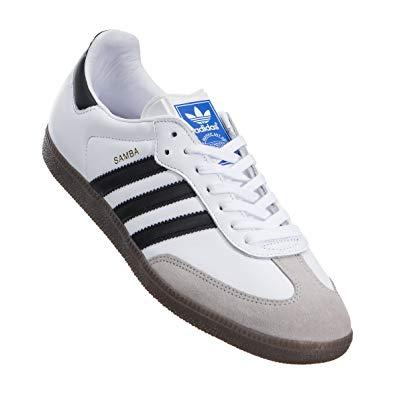 adidas samba adidas men samba og (white / core black / gum) GRJTYND