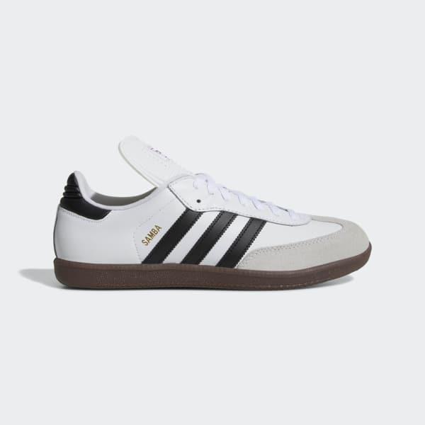 adidas samba classic samba classic shoes white 772109 YWSJKOD