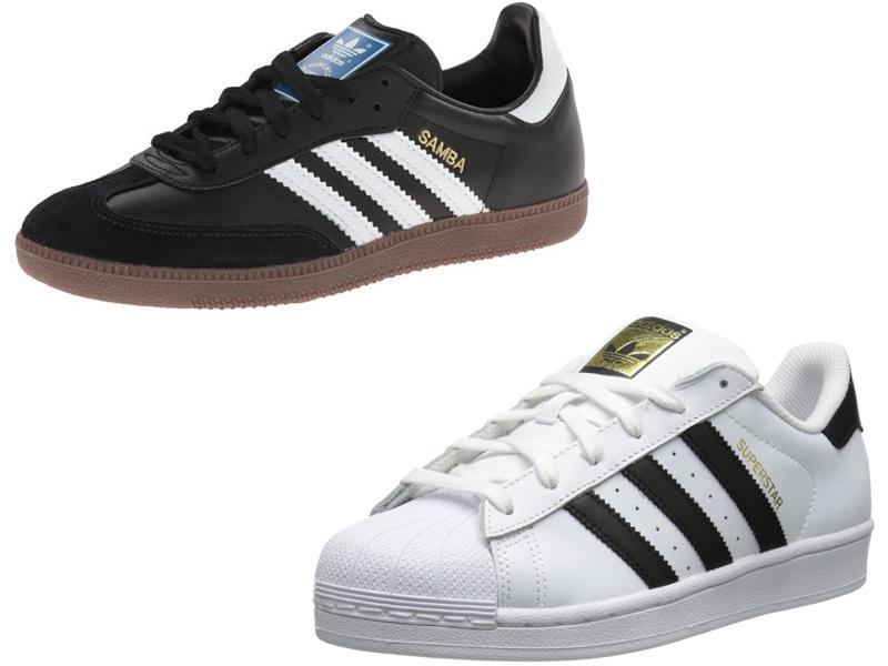 adidas samba classic vs original XNZYJFD