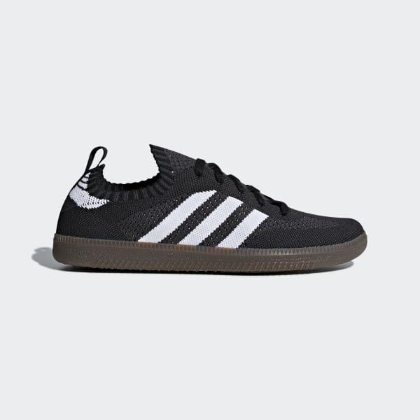 adidas samba shoes samba sock primeknit shoes black cq2218 OAMFVBE