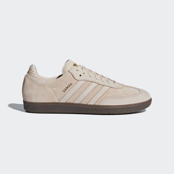adidas sambas samba fb shoes beige cq2090 XFEVQXV