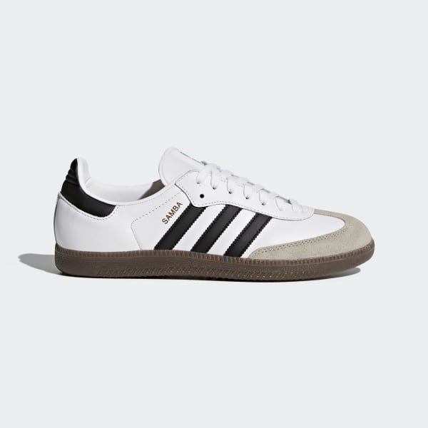 adidas sambas samba og shoes white bz0057 SUJOHRX