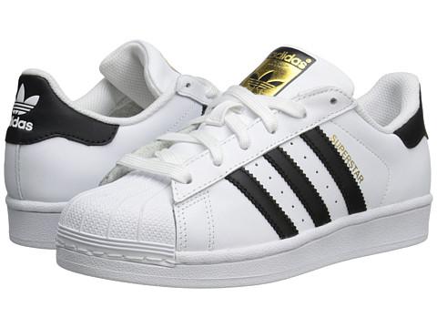 Adidas Shoes for Kids adidas originals kids superstar foundation big kid shoes XGORQBF