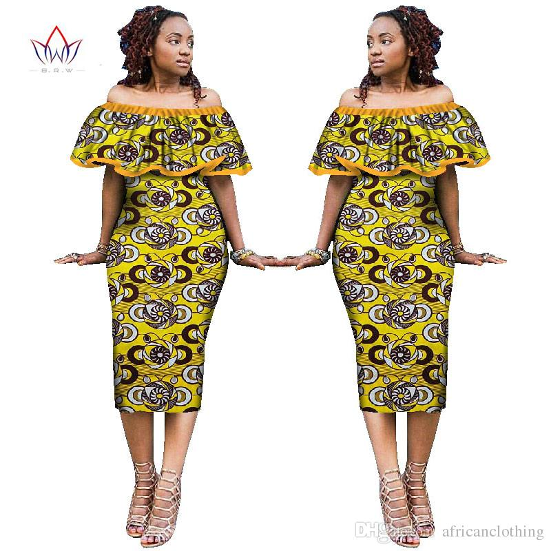 African Style Dresses ... 2018 african dresses for women african style print plus size women  clothing party TXMOIGC