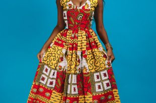 African Style Dresses 50+ best african print dresses | looking for the best u0026 latest african  print JHSRQWY