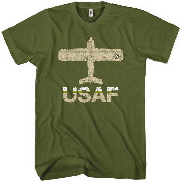 air force T shirts fly usaf air force t-shirt YJRHFLC