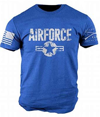 air force T shirts grunt style air force menu0027s t-shirt (xxx-large) PVTWKFI