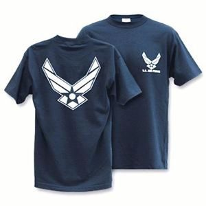 air force T shirts image is loading navy-blue-united-states-us-usa-air-force- KSRQLAP