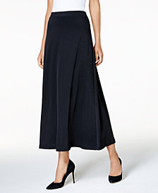 aline skirts kasper pull-on maxi skirt UTCIDEV