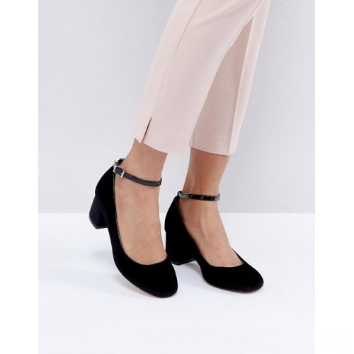 ankle strap shoes faith alexia ankle strap block heeled shoes yzw1epsp WAGYBAI