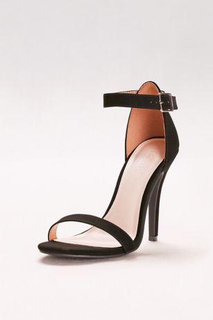 ankle strap shoes simple ankle strap sandals. girltalk11. 0 dress - davidu0027s bridal JBRPBYR