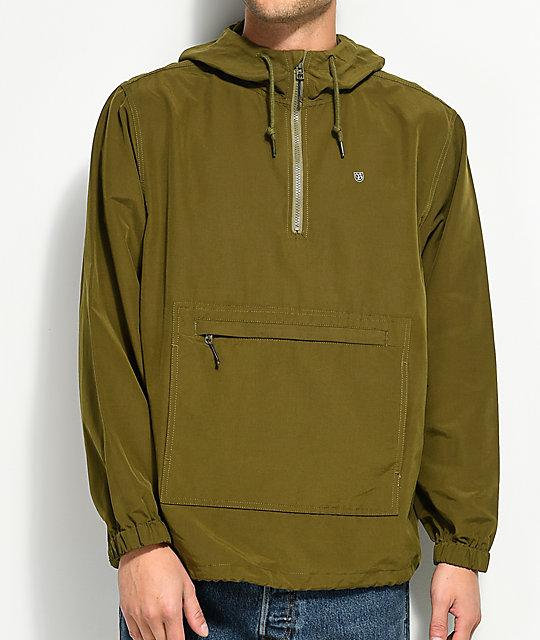 The stylish winter jackets: anorak jackets