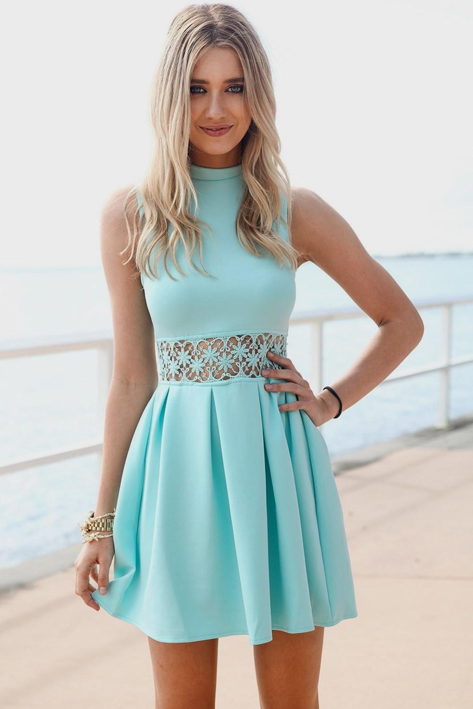 Aqua Dresses popular items for aqua dress on etsy VGZQRBD