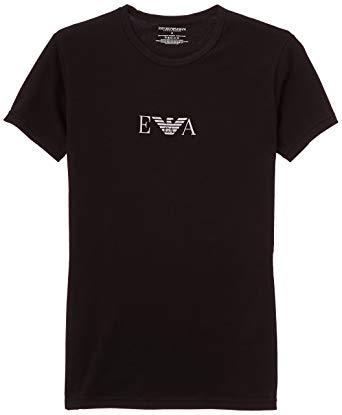 Armani T shirts armani menu0027s emporio pack t-shirt s black RPIHZFX