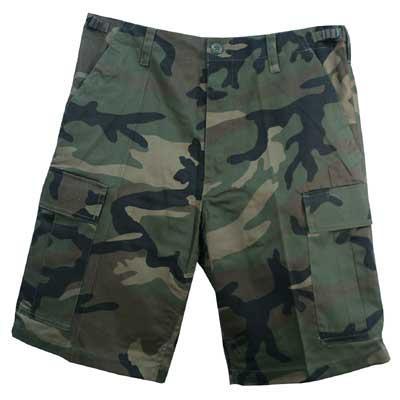 Army Shorts army-short - camouflage ZJVZBRU