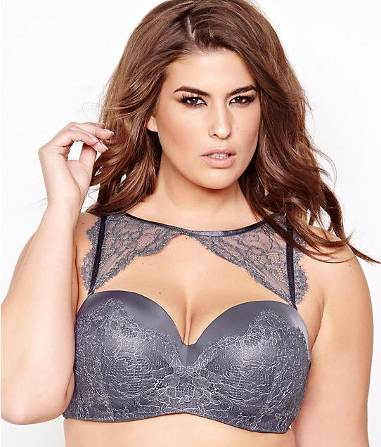 ashley graham phenomenon balconette convertible bra YTGQAYB
