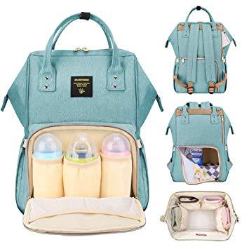 Baby Bag sunveno mummy maternity nappy bag brand large capacity baby bag travel  backpack desiger nursing MUCBDBW