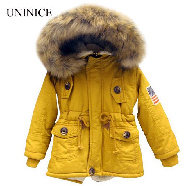 baby boy coats 2-7t baby boy clothes girls boys coats and jackets 2017 new winter boys usa VJTPRFV