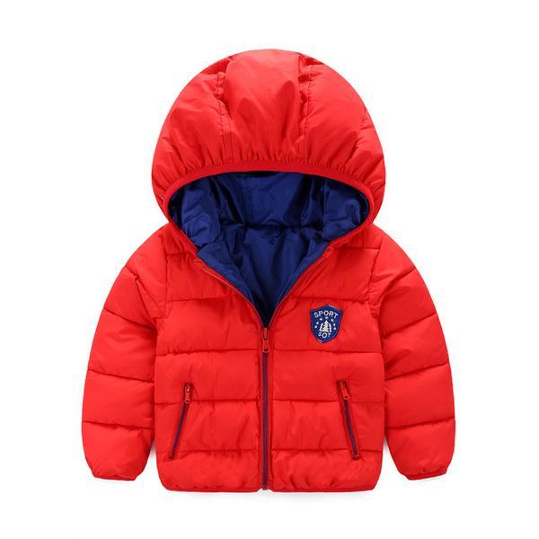 baby boy coats ... 2018 new baby boy clothes children autumn winter jackets cotton coats  baby boys YKQEVIC