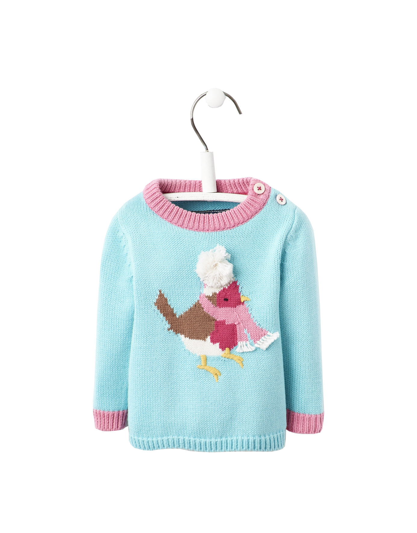 Let your toddler be as fashionable as you with baby Christmas jumper