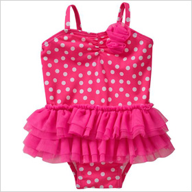 baby girl swimsuits pin baby girlu0027s swimsuit LUQIMRN