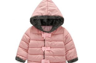 baby winter coats 90 120cm pointy hat baby girls winter jackets and coats hooded red baby  outerwear ZPVEUDP
