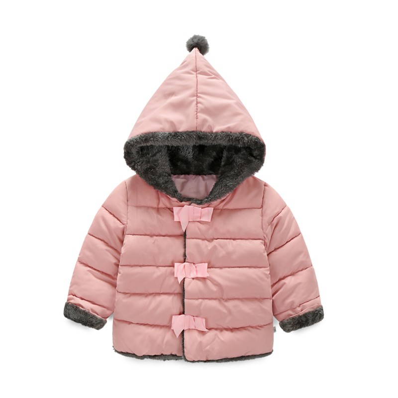 Choose your toddlers attire by adding baby winter coats into their wardrobe