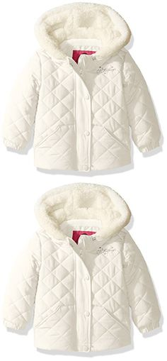 baby winter coats baby girls toddlers winter cute bunny ears hoodie jackets coats  (12-18months, pink HLOGPZA