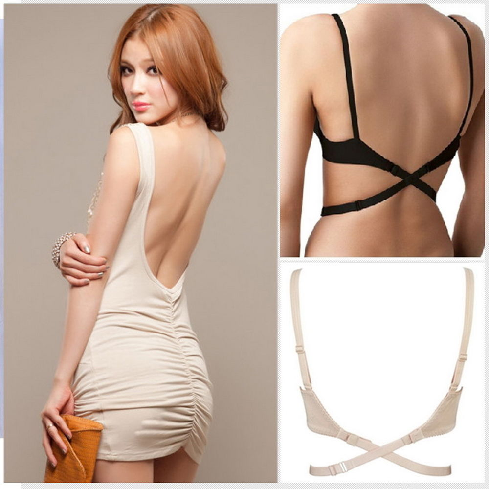 backless dress bra bra strap for backless dress NNDBKOK