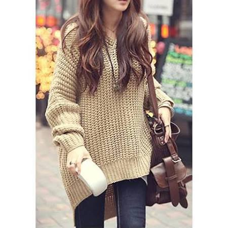 baggy sweaters cheap women cardigan sweater lazy style hooded loose fit oversized lon IRXQFXA