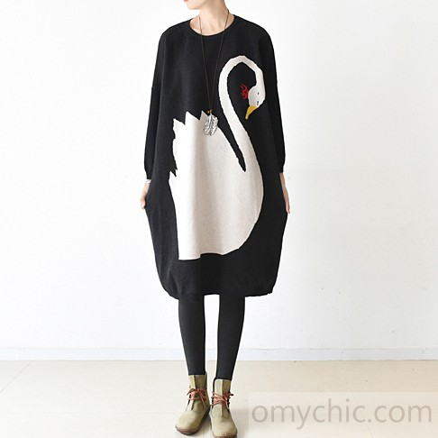 baggy sweaters enlarge XTOUGJL